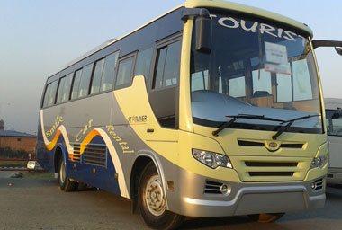 Bus Rental Nepal